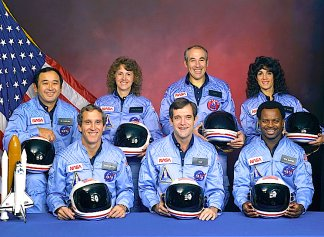 Crew of STS-51-L